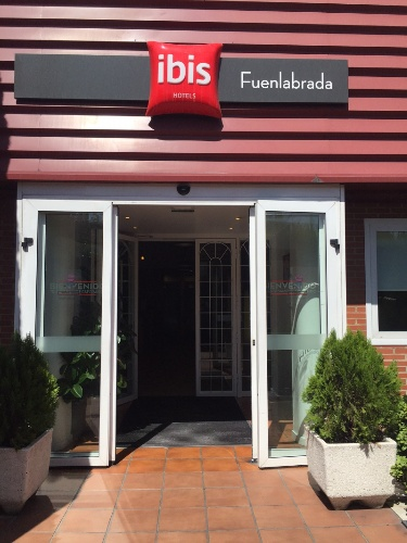 Ibis Madrid Fuenlabrada 1 of 9