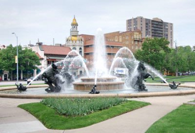 Jc Nichols Fountain View From Rooms 8 of 12