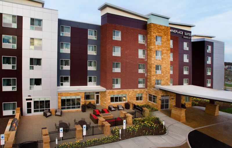 Towneplace Suites Pittsburgh Cranberry Township 1 of 10