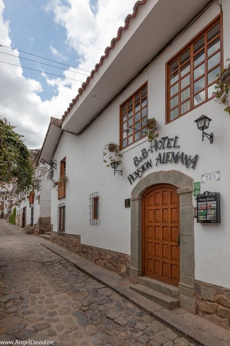 B & B Hotel Pension Alemana 1 of 15