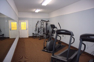 State-of-the Art Fitness Room 5 of 10
