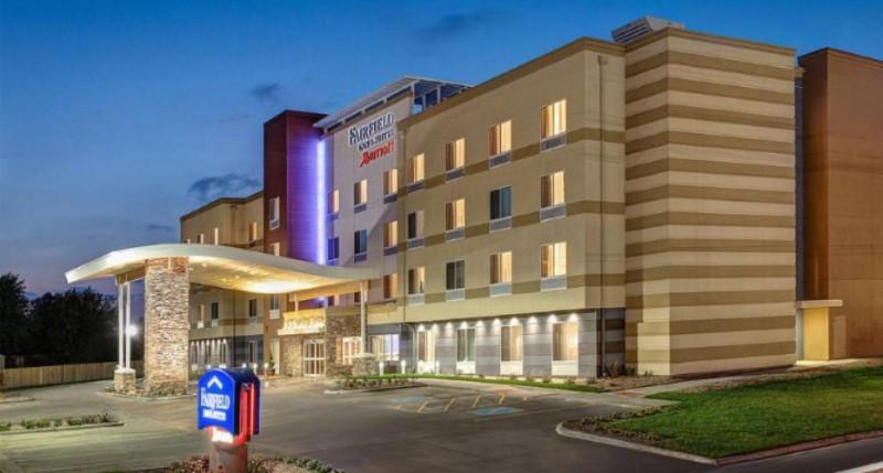 Fairfield Inn Suites Cuero 2121 North Esplanade St Tx 77954