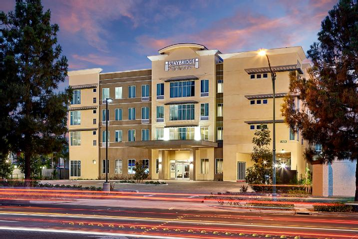 Staybridge Suites Anaheim at the Park 1 of 11