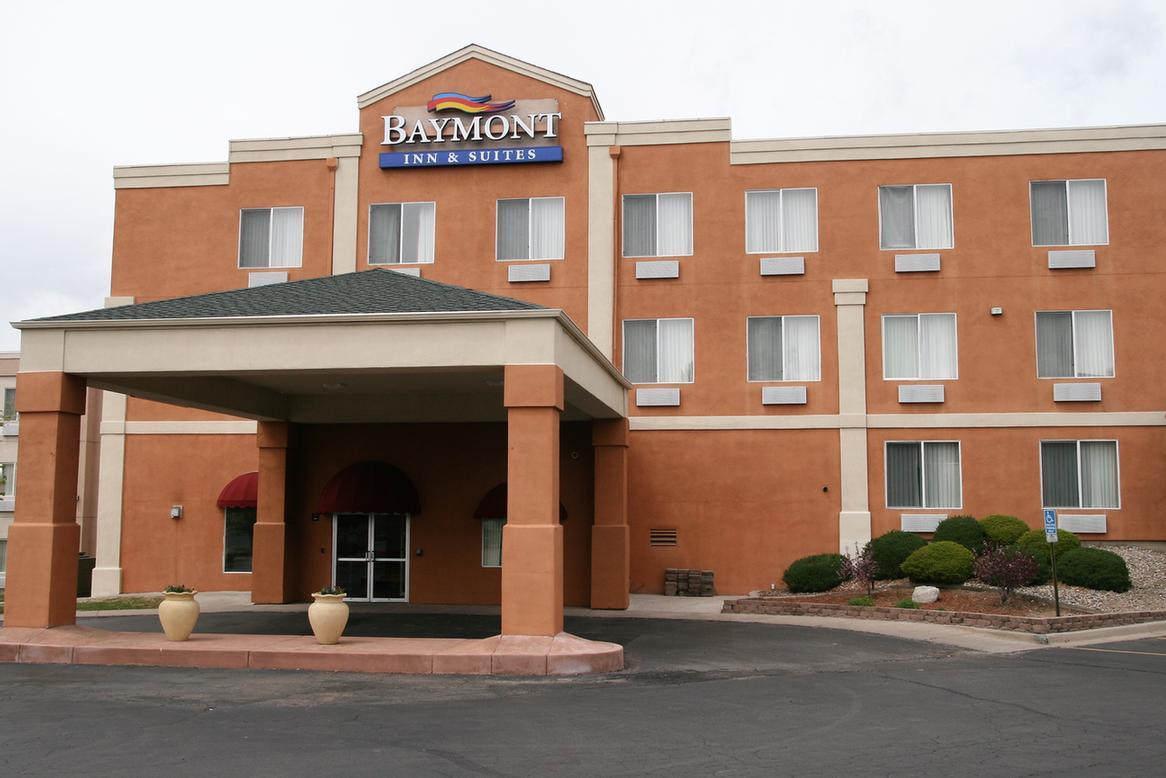 BAYMONT INN & SUITES - Colorado Springs CO 1055 Kelly Johnson 80920