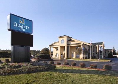 Image of Quality Inn at the University