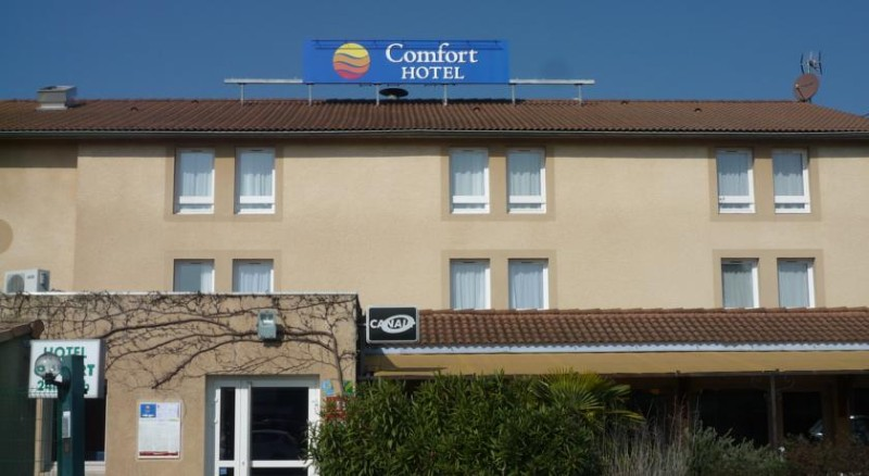 Comfort Hotel Valence 1 of 16
