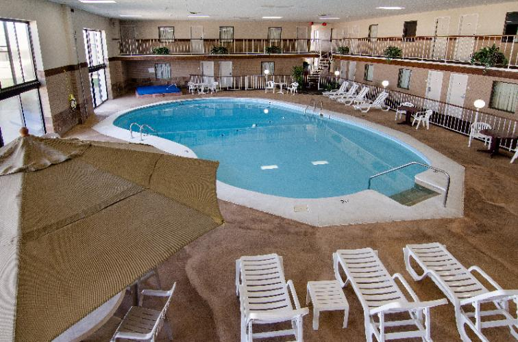 Indoor Heated Pool 6 of 12