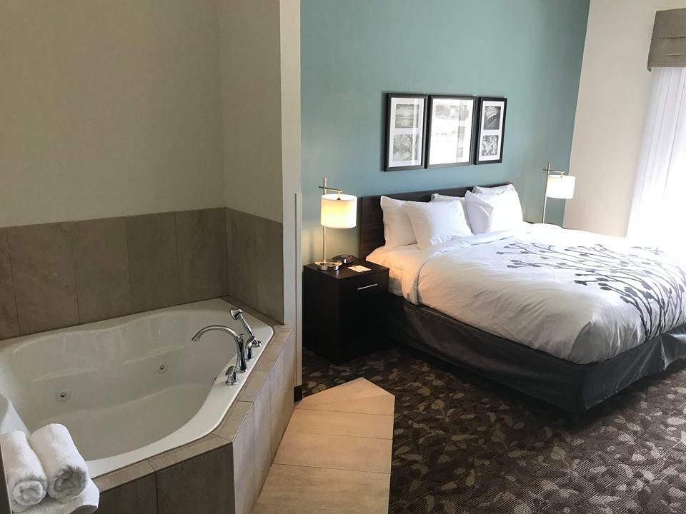 Jacuzzi Suite 9 of 11