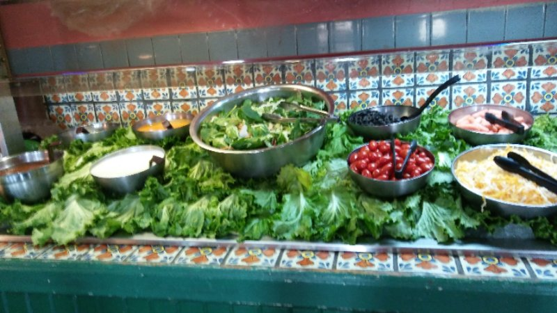 Nacho\'s Salad Bar 11 of 11