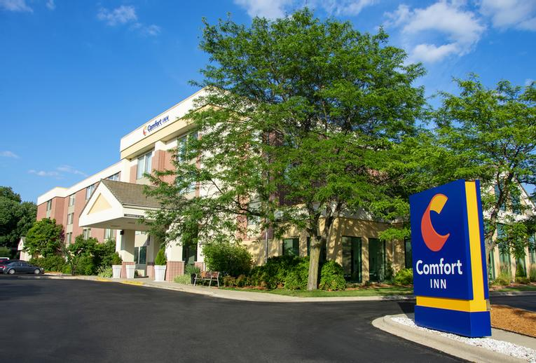 Comfort Inn Madison Downtown 1 of 11