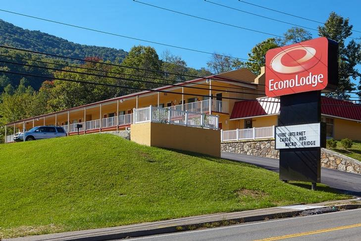 Econo Lodge Near Bluefield College 1 of 7