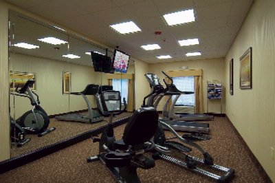 Fitness Center Holiday Inn Express Mccomb Ms 9 of 11