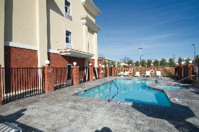 Outdoor Pool Holiday Inn Express Mccomb Ms 10 of 11