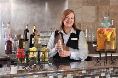 Nightly Manager\'s Reception From 5:30-7:30pm Nightly Features Complimentary Beverages And Light Snacks 14 of 29