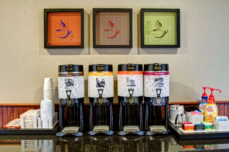 Coffee Station 13 of 21