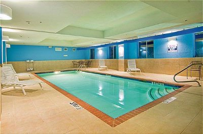 Take A Dip In Our Indoor Heated Pool 7 of 13