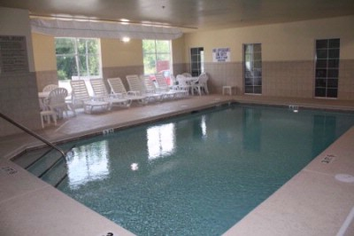 Our Beautiful Indoor Heated Pool Is Sure To Be A Hit With The Kids (Of All Ages That Is)...! 10 of 17