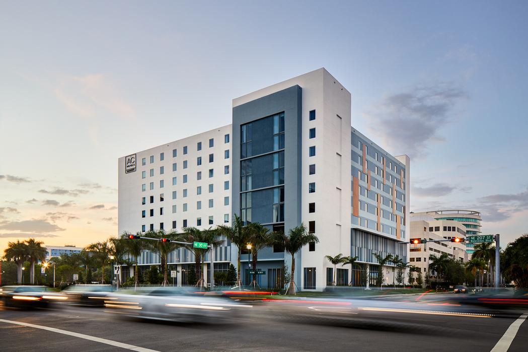 Ac Hotel By Marriott Miami Aventura 20805 Biscayne Blvd Fl 33180