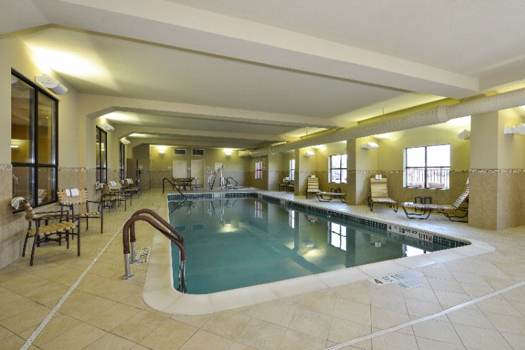 Indoor Pool 12 of 16