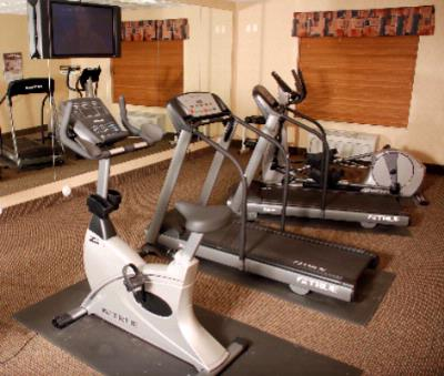 Our Fitness Center Has Low Impact Equipment With Some Free Weights 15 of 16