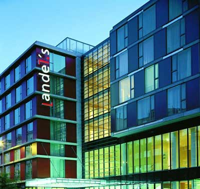 Image of Andel's Hotel & Suites Prague
