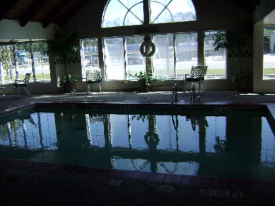 Indoor Heated Pool & Hot Tub 5 of 8