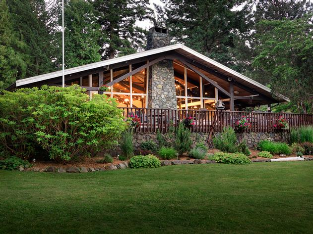 Bowen Island Lodge 1 of 23