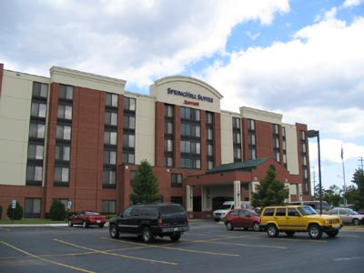 Springhill Suites by Marriott Elmhurst 1 of 11
