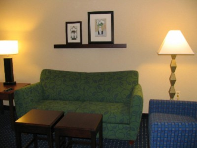 Parlor Area Of Suite 5 of 11