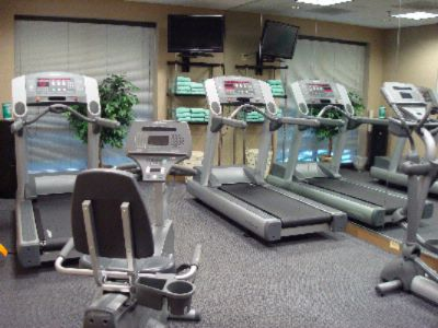 Relax And Unwind In Our Fitness Center 7 of 11
