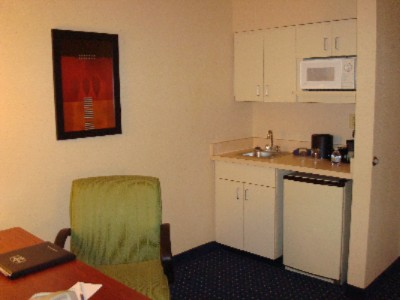 Kitchenette In All Suites 8 of 11