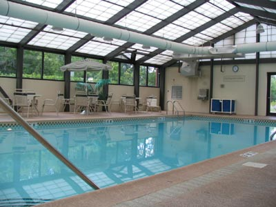 Feel Refreshed In Our Heated Indoor Pool 9 of 11