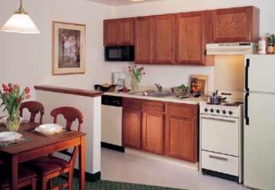Fully Equipped Kitchen In Every Suite 4 of 9