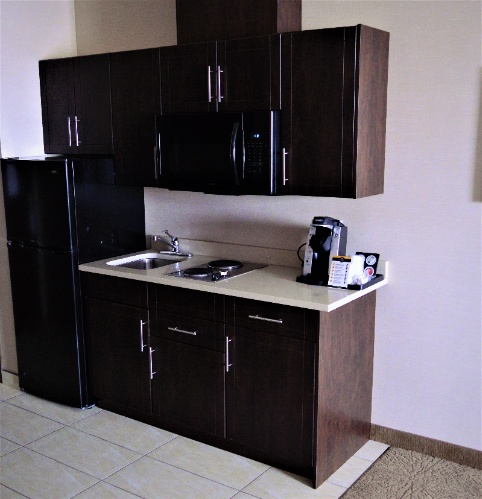 Kitchenette Featured In All Rooms 12 of 14