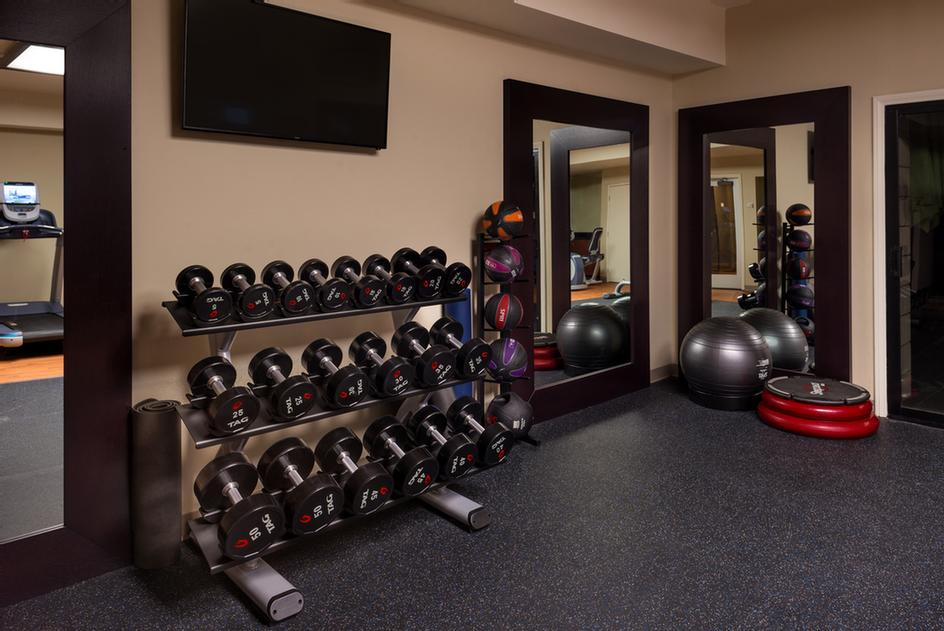 Complimentary Fitness Center 8 of 22