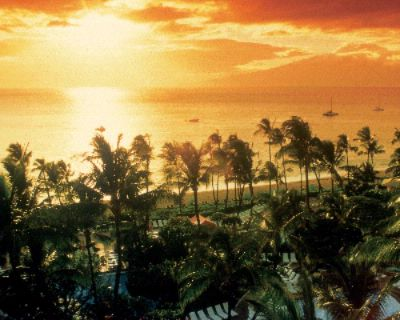 The Westin Maui Resort & Spa - Sunset On Ka\'anapali Beach 13 of 18