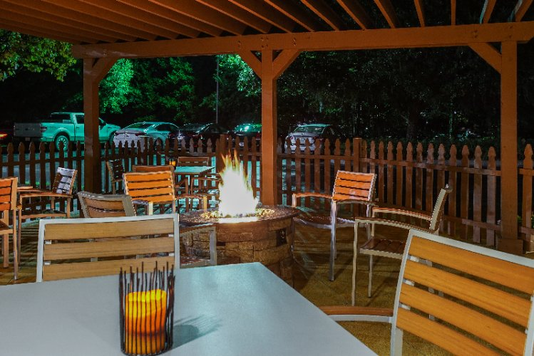 Unwind On Our Courtyard By The Fire Pit 3 of 3