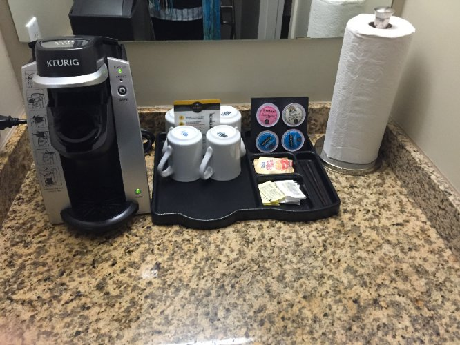Keurig Machine In Room 11 of 11