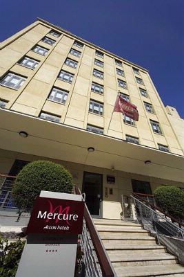 Mercure London City Bankside 1 of 11