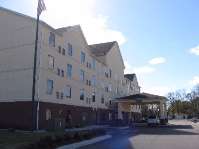 Hawthorn Suites Charleston