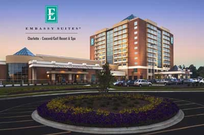 Charlotte Concord Embassy Suites Golf Resort & Spa 1 of 8