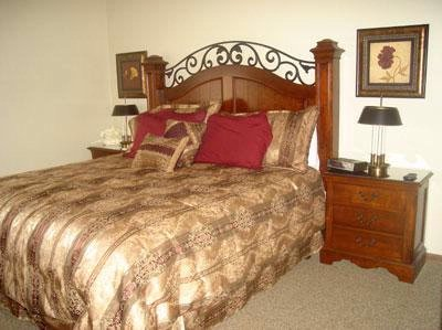 Master Bedroom With King Bed 4 of 7