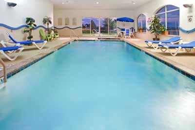 Indoor Pool And Spa 13 of 15