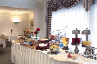 Continental Breakfast Served Daily In Victoria\'s Cafe 4 of 7
