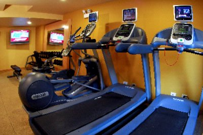 Start Or Maintain Your Workout Routine With Our State-Of-The-Art Precor(R) Fitness Facility. 6 of 9