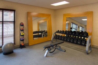 Free Weights -Exercise Room 13 of 18