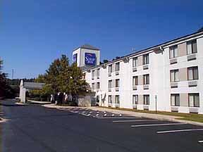 Sleep Inn Of Raleigh 2 of 6