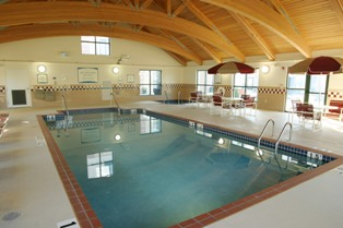 Take A Dip In The 24-Hour Indoor Pool/whirl Pool 7 of 8