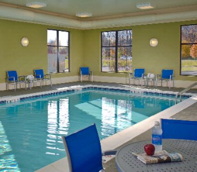 Enjoy Our Heated Indoor Pool 8 of 9