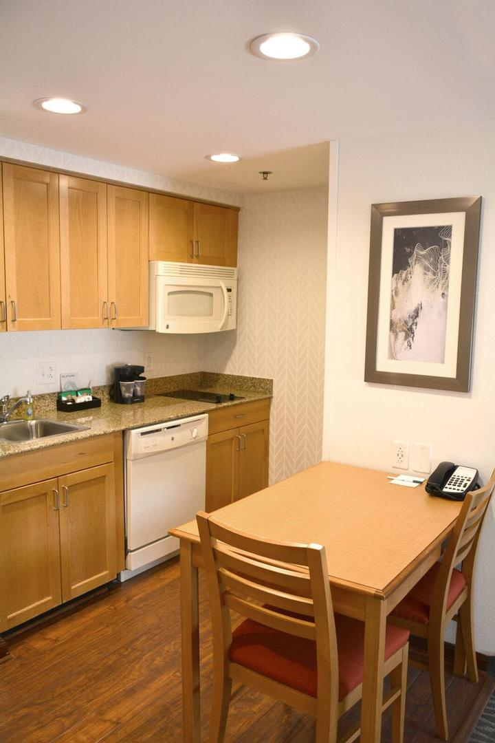 In-Suite Kitchens 9 of 13